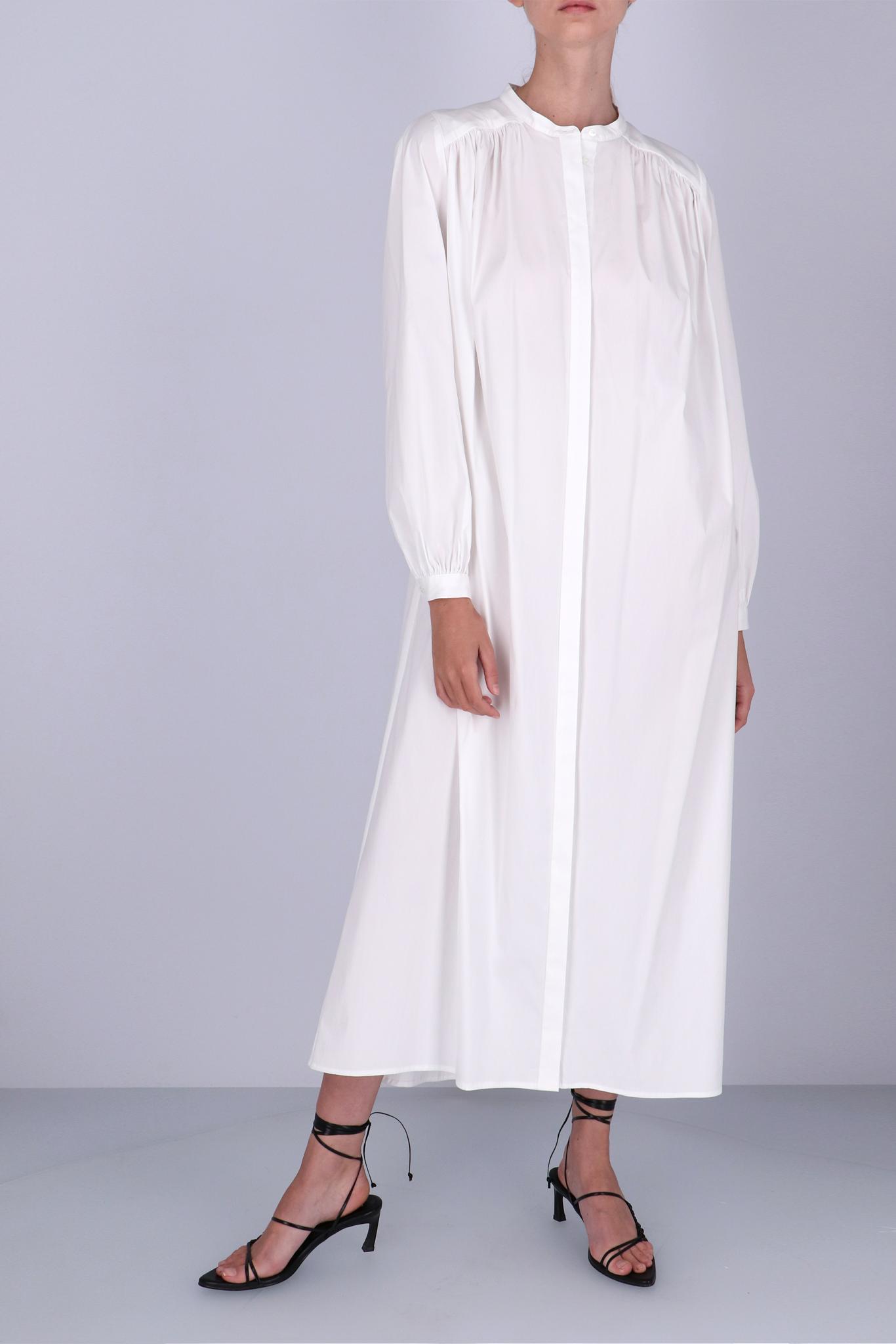 La  Collection Bea Dress Cotton Poplin
