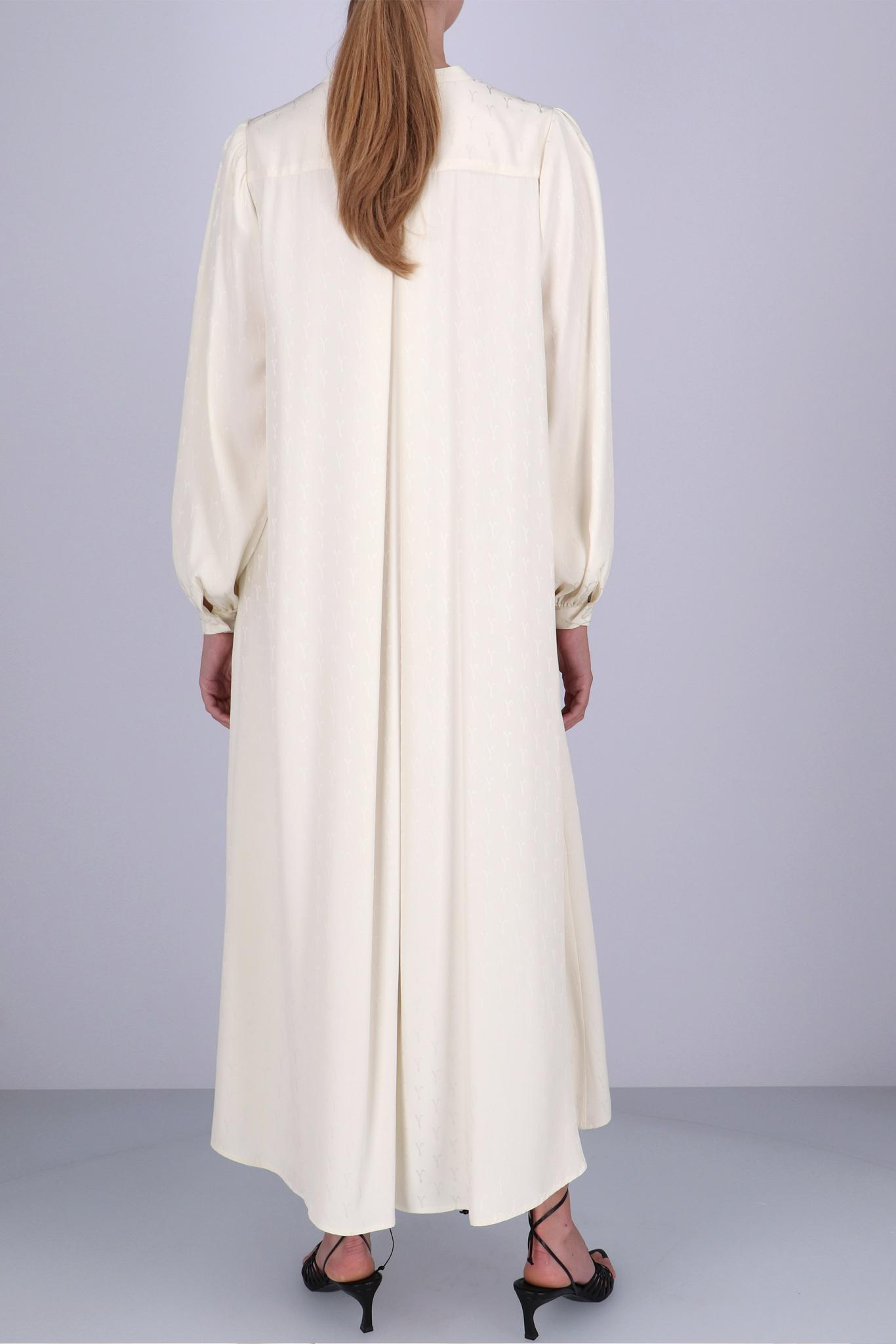 La  Collection Bea Dress Jacquard Silk