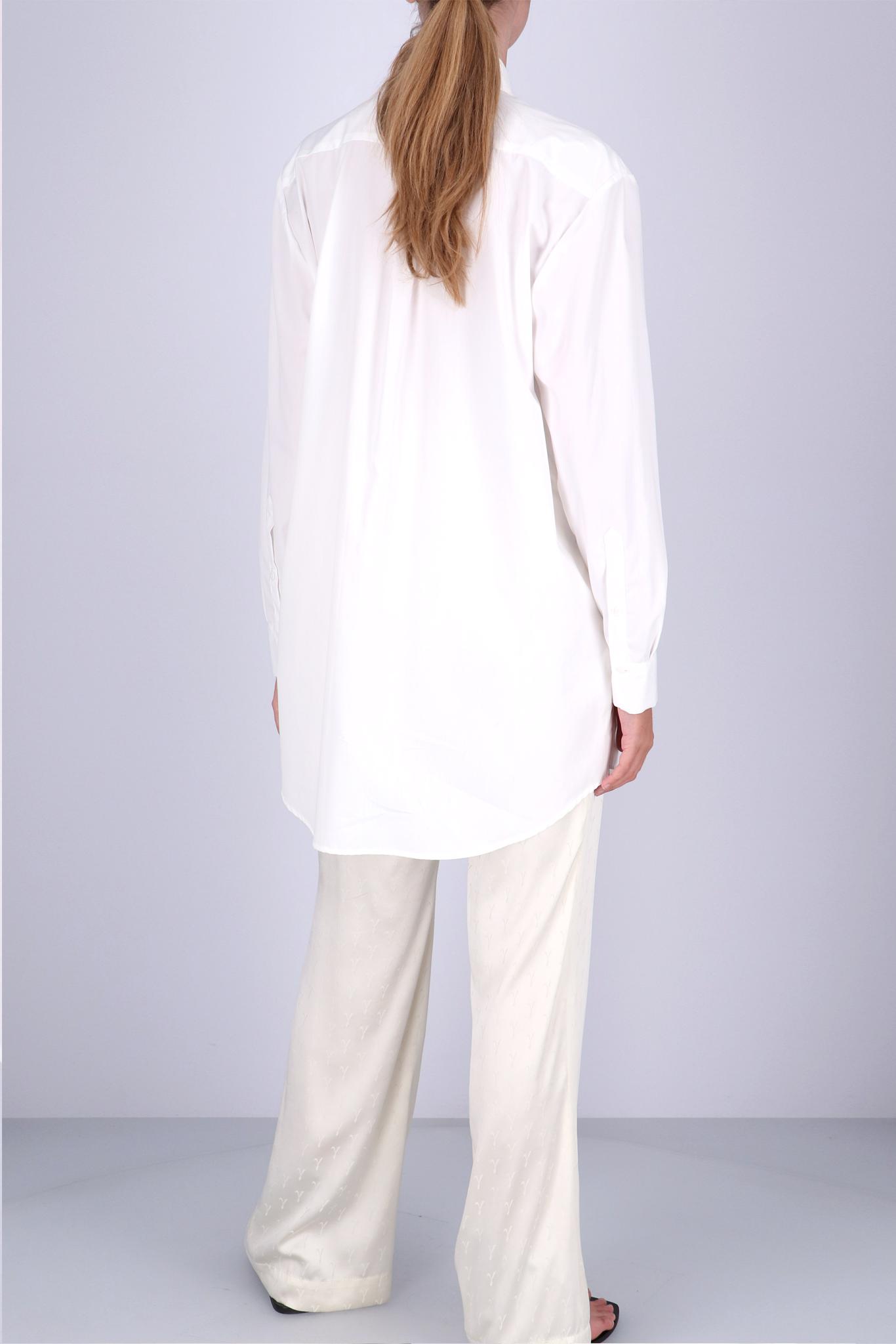 La  Collection Gabrielle Jacquard Silk Trousers