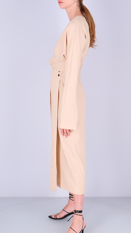 La  Collection Isodora Wrap Dress