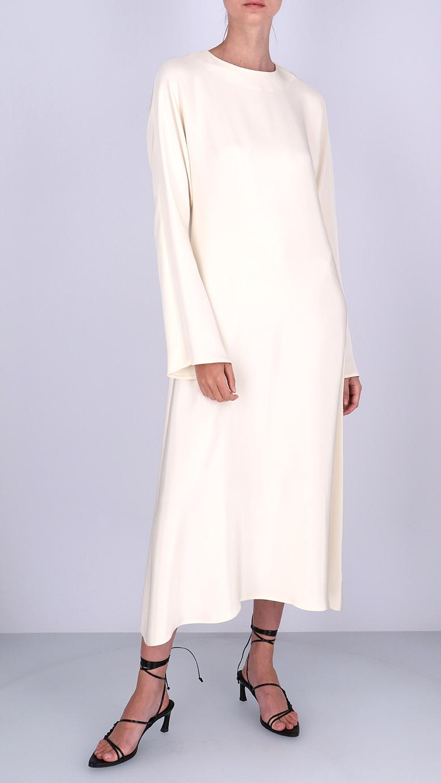 La  Collection Benedicte Dress Crepe Silk