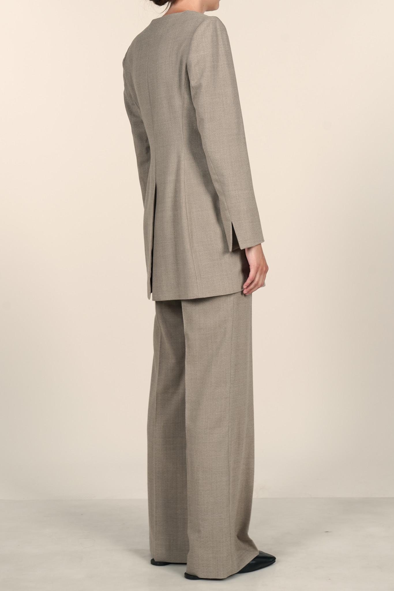 La  Collection Asteria Blazer Wool