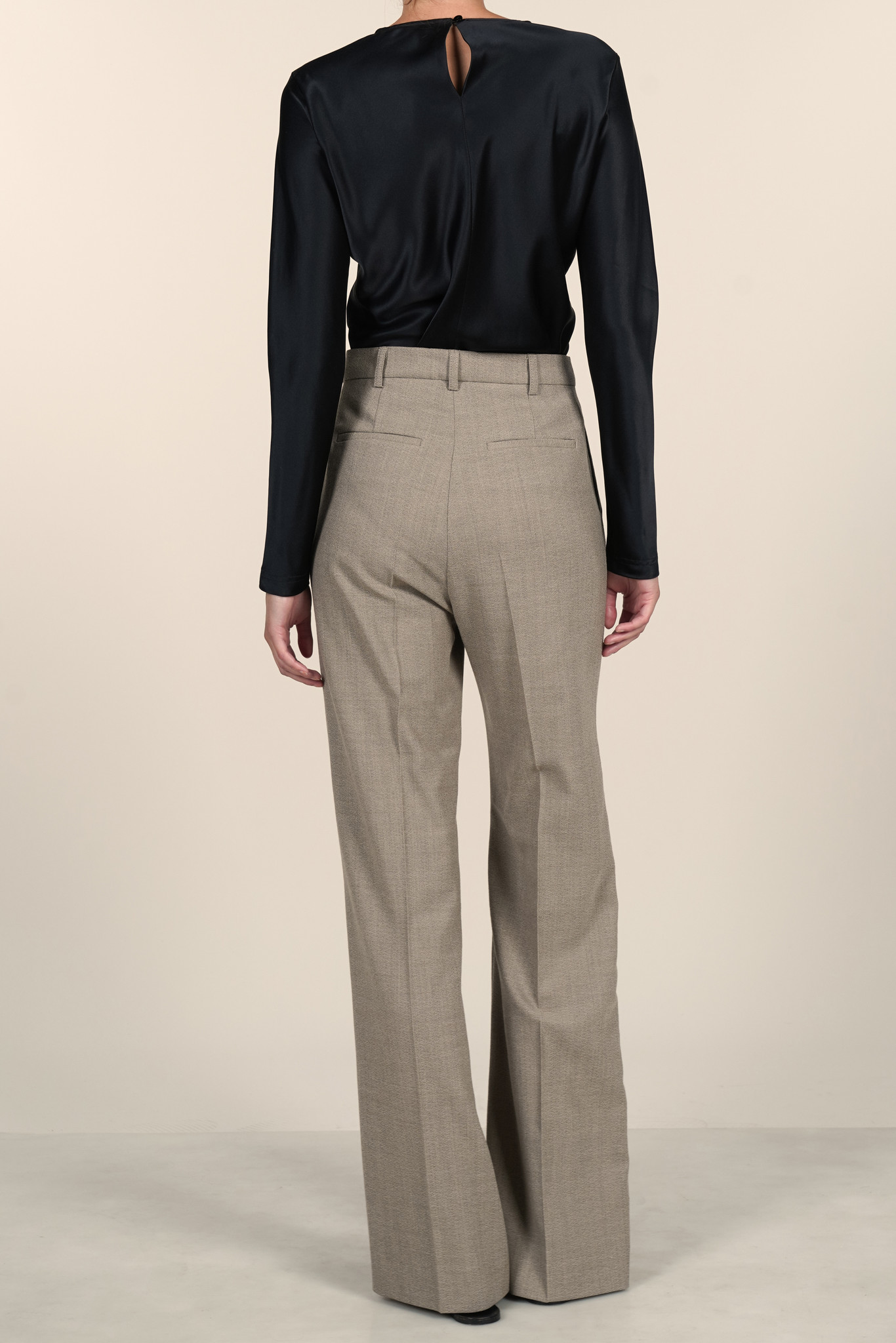 La  Collection Phoebe Trousers Wool