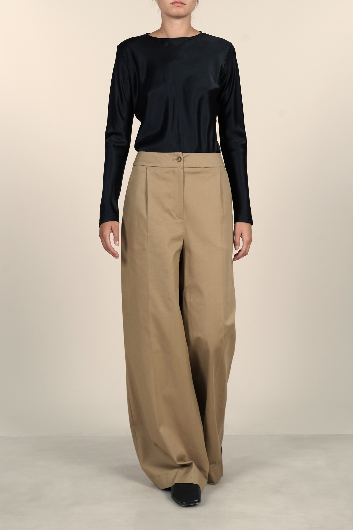La  Collection Victorine Trousers