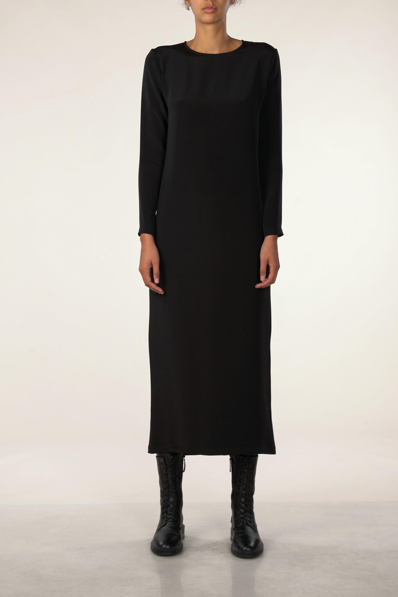 La  Collection Jacqueline Crepe Silk Dress