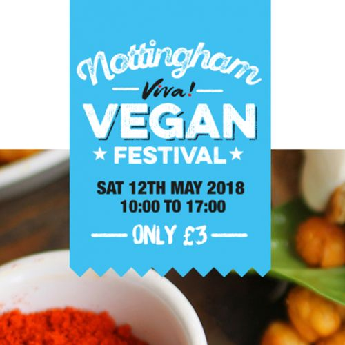 Nottingham Vegan Festival is This Weekend!