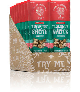 Full of Goodness Full of Goodness Tigernut Shot 25g