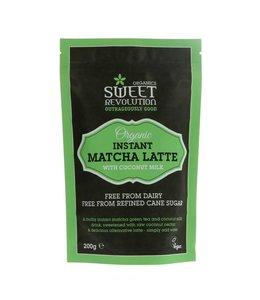 Sweet Revolution Sweet Revolution Instant Matcha Latte 200g