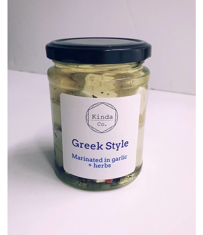 Kinda Co Kinda Co Greek Style 120g
