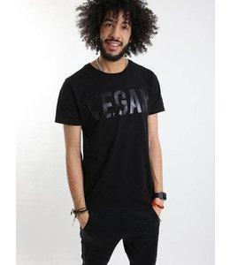 ETHCS ETHCS Black on Black Unisex VEGAN Tee