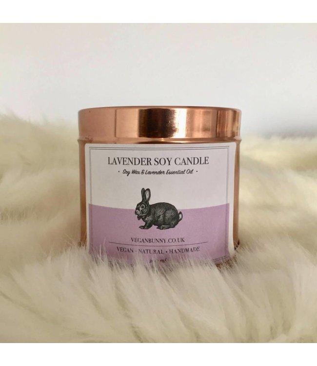 Vegan Bunny Vegan Bunny Lavender candle 200ml