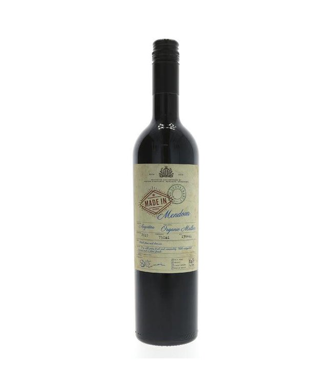 Made In Mendoza Made In Mendoza Organic Malbec 75CL