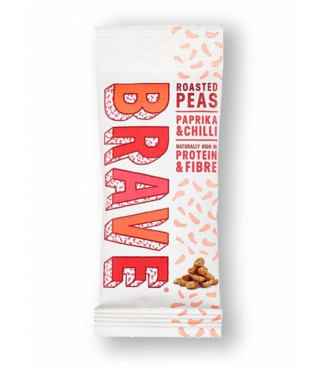Brave Foods Brave Roasted Peas Paprika & Chilli 35g