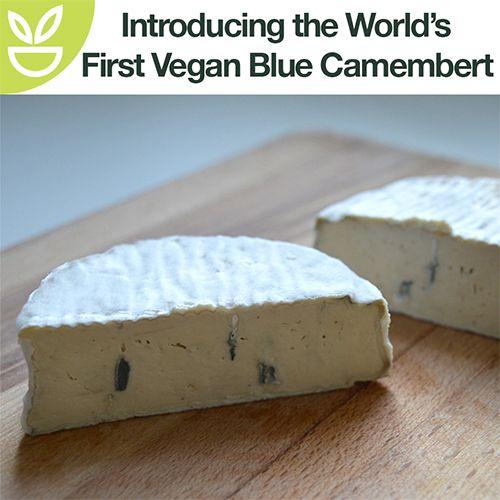 World's First Vegan Blue Camembert debuts in the UK