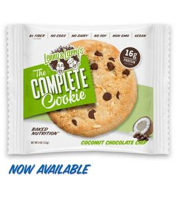 Lenny & Larrys Complete Cookie Coconut Chocolate Chip 113g