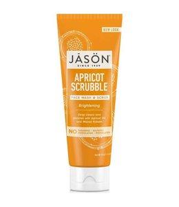 Jason Jason Apricot Facial Wash & Scrub 128ml