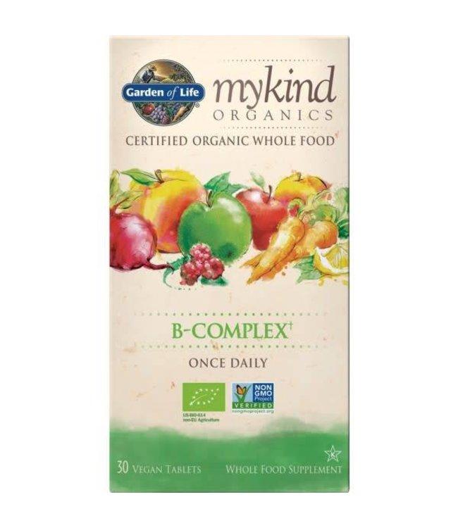 mykind Organic mykind Organic Vitamin B Complex 30 Tablets