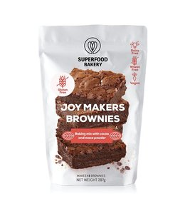 Superfood Bakery Joy Makers Brownies Mix 287g