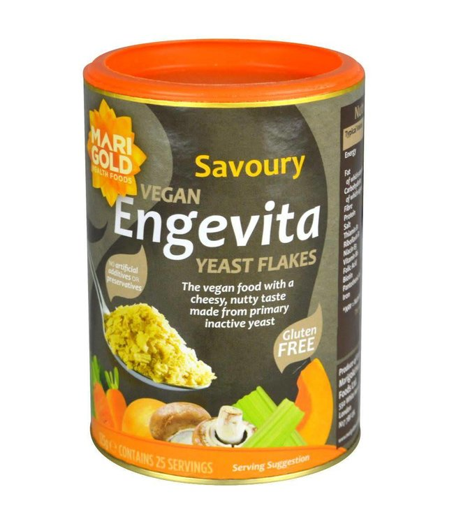 Engevita Nutritional Yeast Flakes 125g
