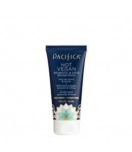 Pacifica Pacifica Hot Vegan Probiotic & Spice Rehab Mask 59ml