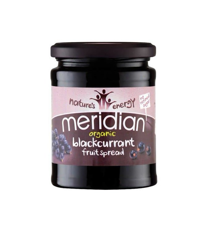 Meridian Meridian Blackcurrant Spread 284g