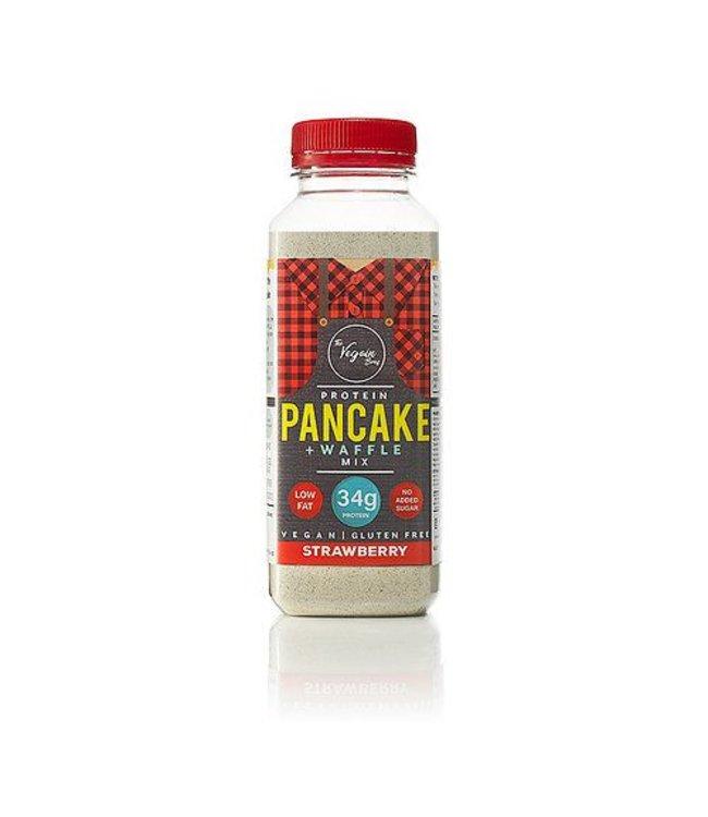 The Vegain Bros The Vegain Bros Strawberry Protein Pancake Mix 125g
