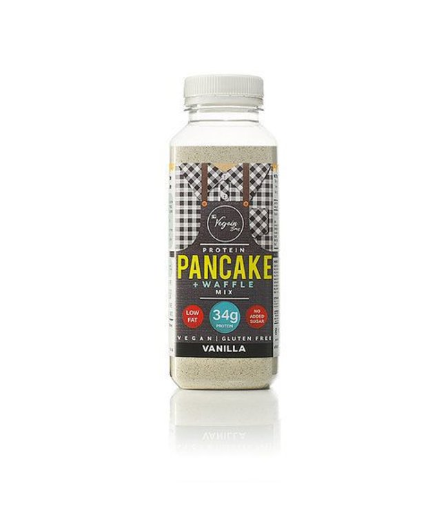 The Vegain Bros The Vegain Bros Vanilla Protein Pancake Mix 125g