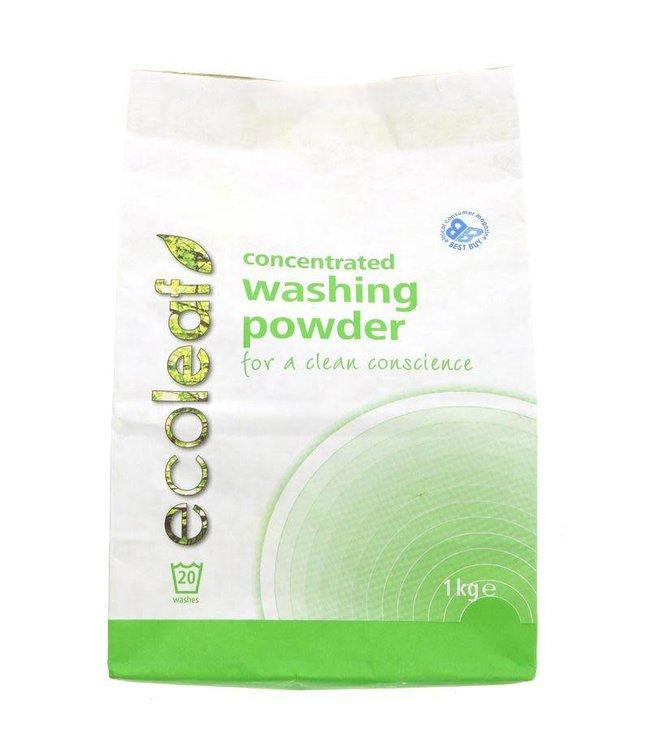 Ecoleaf Ecoleaf Washing Powder Concentrated 1kg