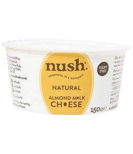 Nush Foods Nush Almond M*lk Natural Cheese Style Spread 150g