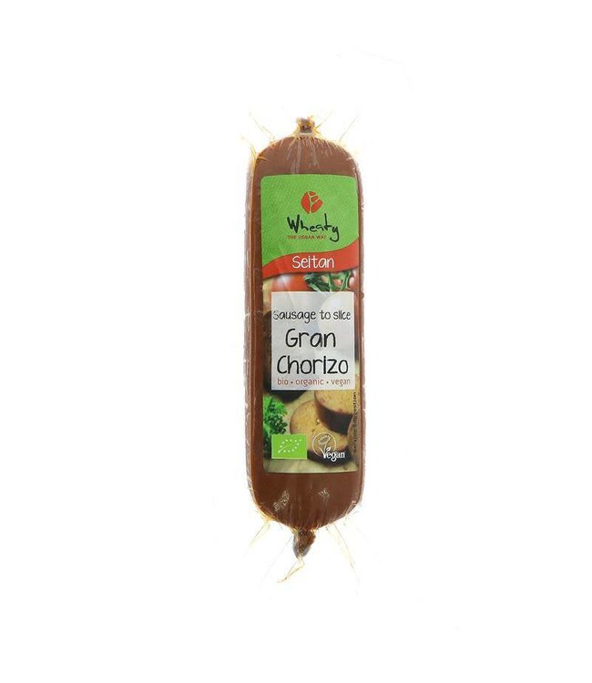 Topas Wheaty Gran Chorizo 200g