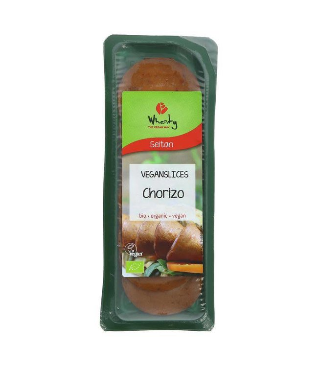 Topas Wheaty Chorizo Slices 80g