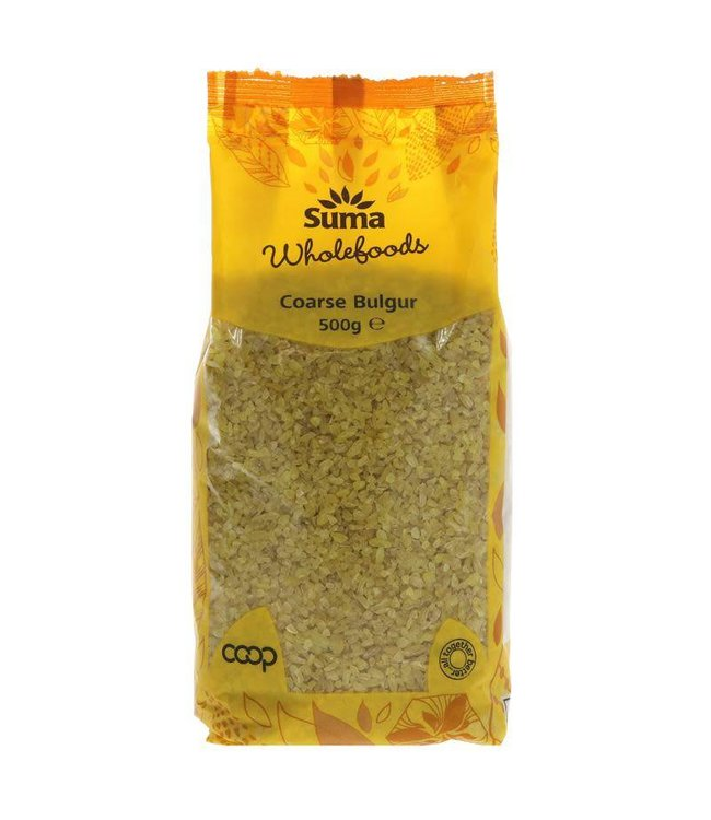 Bulgar Wheat Coarse 500g