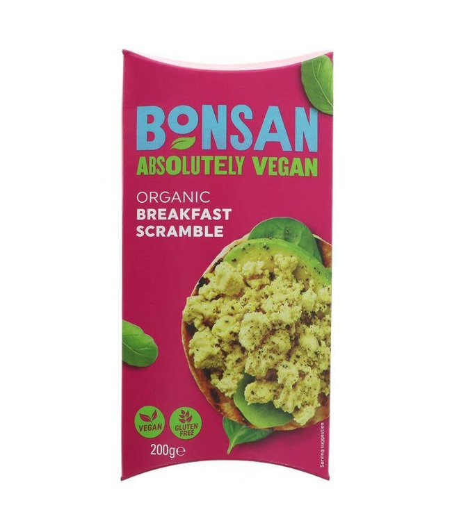 Bonsan Bonsan Vegan Breakfast Scramble 200g