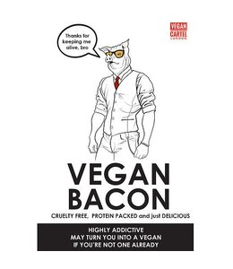 Vegan Cartel Vegan Cartel Vegan Bacon 80g