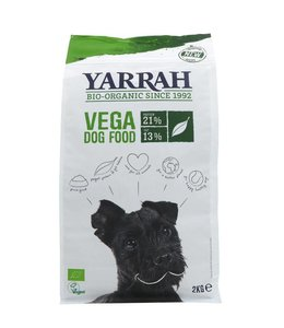 Yarrah Yarrah Vegetarian Organic Adult Dog Food 2kg