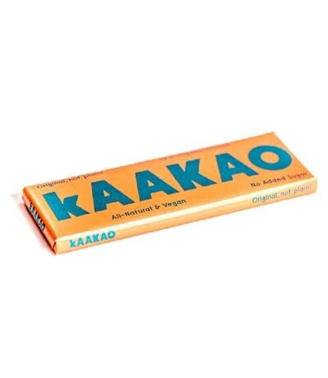 kAAKAO ORG kAAKAO ORG Original not Plain! Chocolate 40g