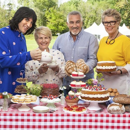 Great British Bake Off to Include Vegan Week in New Series!
