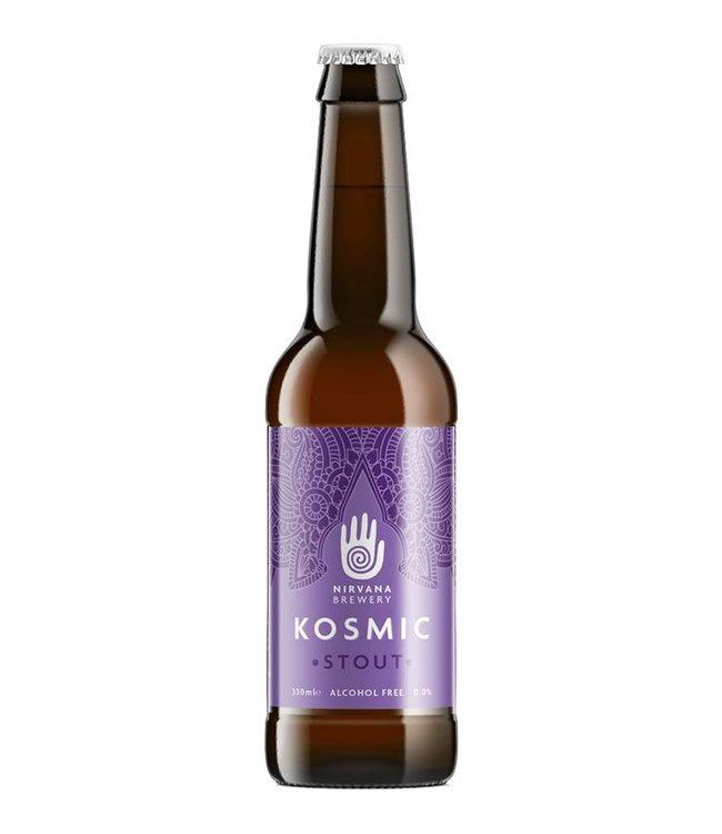 Nirvana Brewery Nirvana Brewery Kosmic Stout 330ml ABV 0.0%