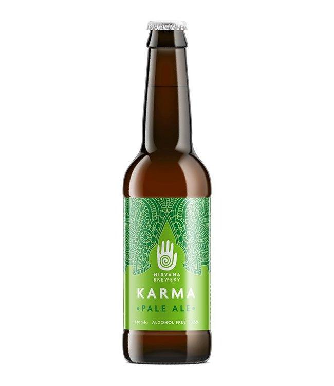 Nirvana Brewery Nirvana Brewery Karma Pale Ale 330ml ABV 0.5%