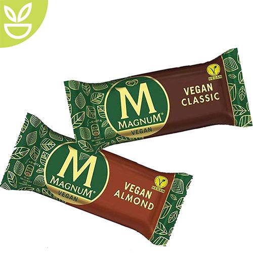 Vegan Magnum Ice Cream Bars Launching in Sweden and Finland!