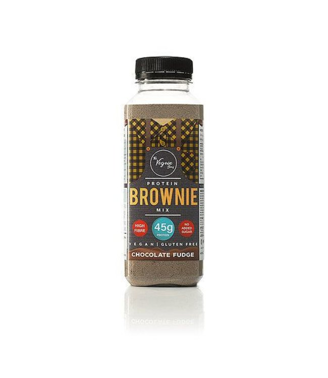 The Vegain Bros The Vegain Bros GF Fudgy Chocolate Protein Brownie Mix 125g