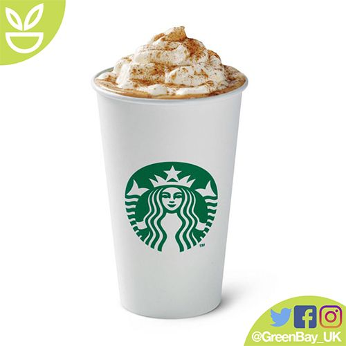 Autumn is coming, and so is the Now-Vegan Starbucks Pumpkin Spice Latte!