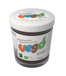 Vego Vego Hazelnut Chocolate Spread 200g