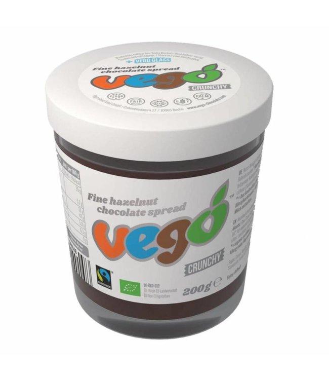 Vego Vego Hazelnut Chocolate Spread 200g