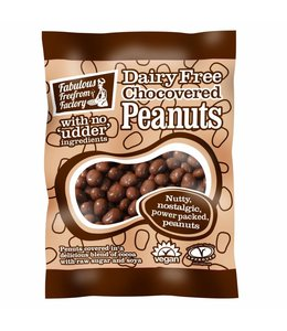 Fabulous Freefrom Factory Fabulous Freefrom Factory - Dairy Free Chocovered Peanuts 65g