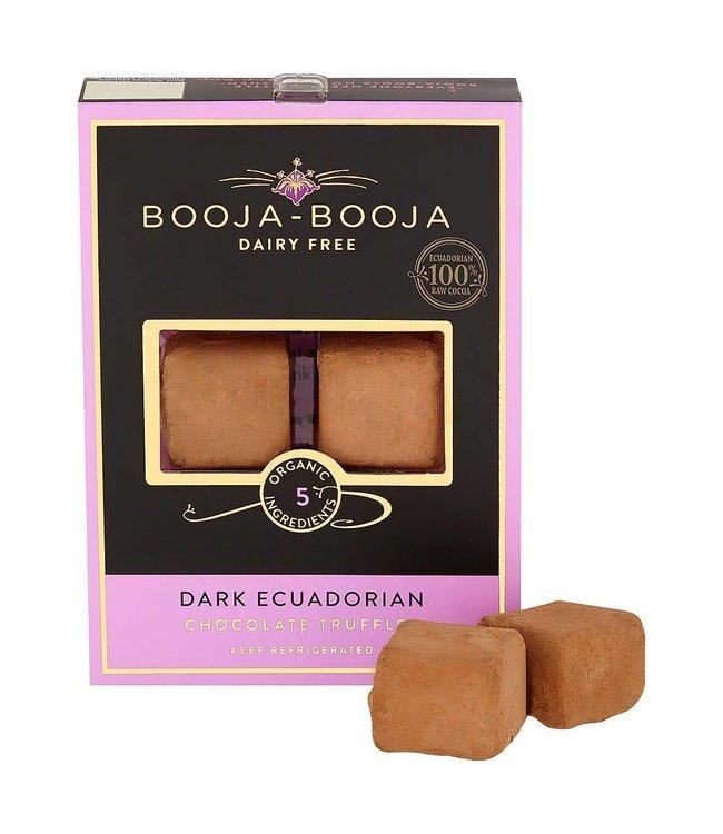 Booja Booja Booja Booja Organic Dark Ecuadorian Chocolate Truffles 69g