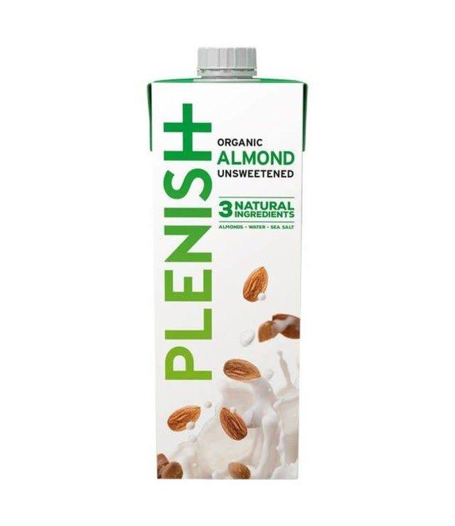 Plenish Plenish ORG Ambient Almond M*lk 7% 1ltr