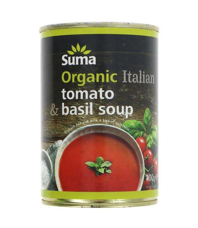 Suma Suma Italian Tomato & Basil Soup 400g