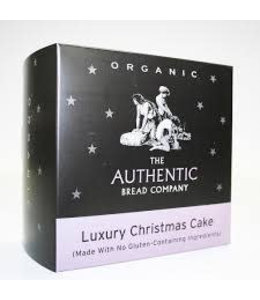 Authentic Bread Company Glutenless Christmas Cake 450g