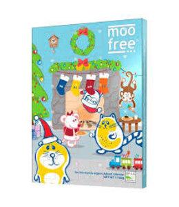 Moo Free Moo free chocolate calendar 100g
